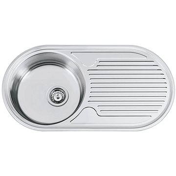 Sinks SEMIDUETO 847 V 0,6mm matný (8596142005284)