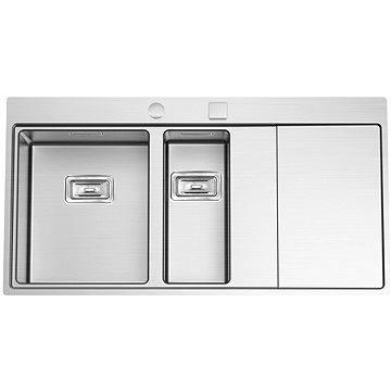 Sinks XERON 1000.1 levý 1,2mm (8596142004102)