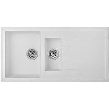 Sinks CLASSIC 1000.2 Milk (UKGCL100500128)