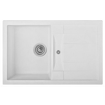 Sinks CRYSTAL 780 Milk (UKGCR78050028)