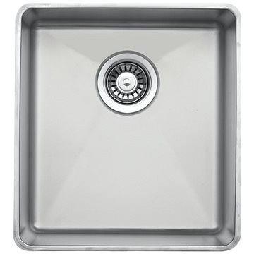 Sinks MICRO 420 V 1,0mm leštěný (UKML4004501V)