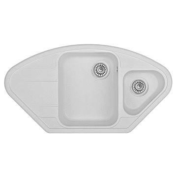 Sinks LOTUS 960.510.1 Alpina (UKGLT960510107)