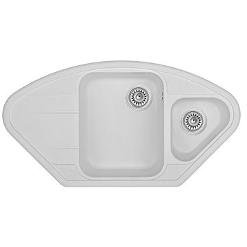 Sinks LOTUS 960.1 Milk (UKGLT960510128)