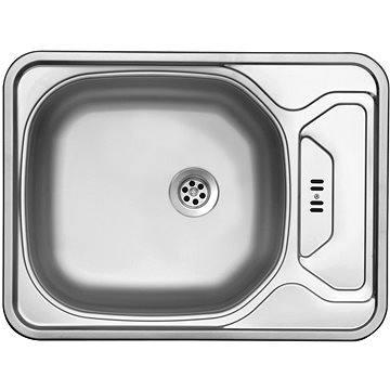 Sinks COMPACT 580 M 0,5mm matný (UKCMM5804355M)