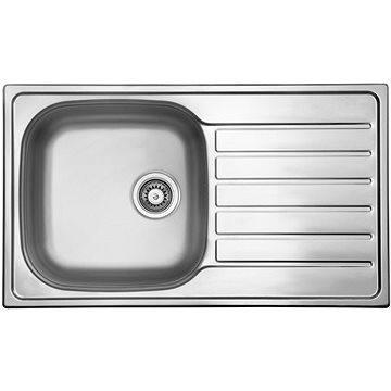 Sinks HYPNOS 860 V 0,6mm texturovaný (UKHYT8605006V)