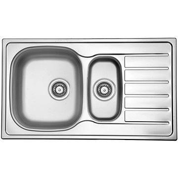 Sinks HYPNOS 860.1 V 0,8mm leštěný (UKHYL86050018V)