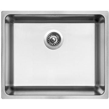Sinks BLOCK 540 V 1mm kartáčovaný (8596142021895)