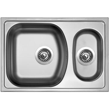 Sinks TWIN 620.1 V 0,6mm matný (8596142022199)