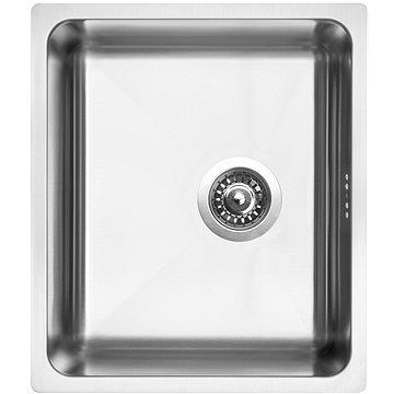 Sinks BLOCK 380 V 1mm kartáčovaný (8596142021871)
