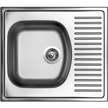 Sinks SHORT 580 V 0,5mm matný (8596142022205)