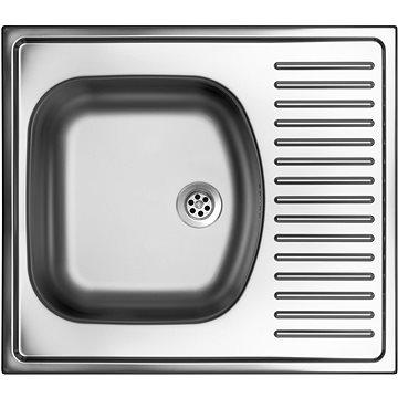 Sinks SHORT 580 M 0,5mm matný (8596142022212)