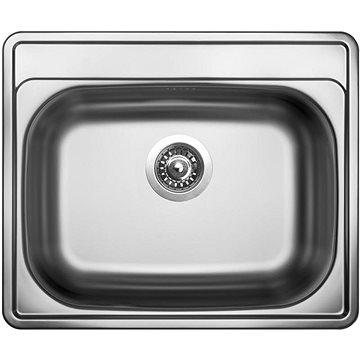 Sinks COMFORT 600 V 0,6mm matný (8596142022229)