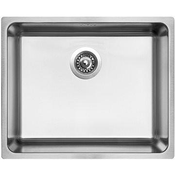 Sinks BLOCK 540 V 0,8mm kartáčovaný (8596142021888)