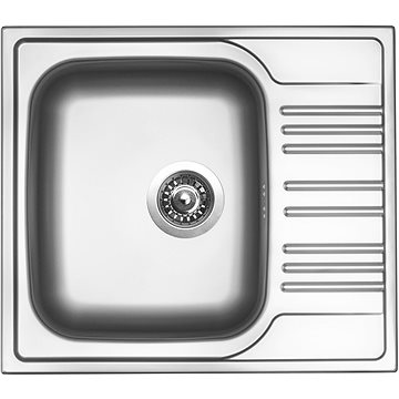 SINKS STAR 580 V 0,6mm matný (STSSTM5805106V)