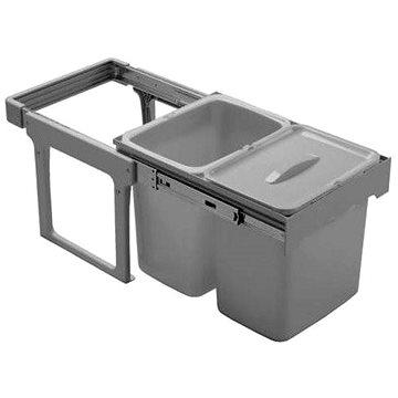 Odpadkový koš Sinks EKKO EASY 40 2x16 l (8596142009411)