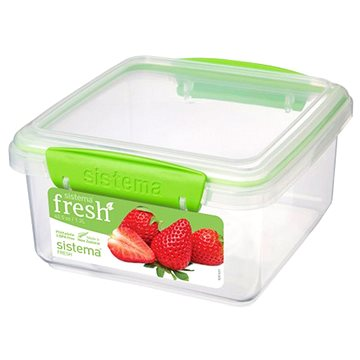 Sistema 1,2l Rectangular Green Fresh (951650)
