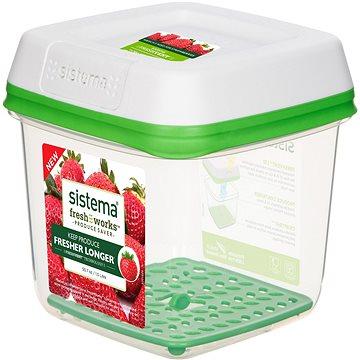 SISTEMA 1.5L Medium Square FreshWorks (53110)