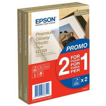 Epson Premium Glossy Photo 10x15cm 40 listů (C13S042167)
