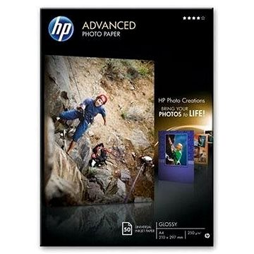 HP Advanced Glossy Photo Paper A4 (Q8698A)