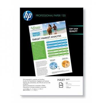 HP Professional Ink Paper, A4, 120g, matt, 200 sheets (Q6593A)