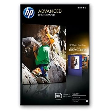 HP Advanced Photo Paper Glossy (Q8692A)