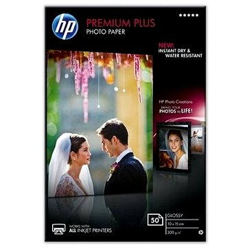 HP Premium Plus Glossy Photo Paper (CR695A)