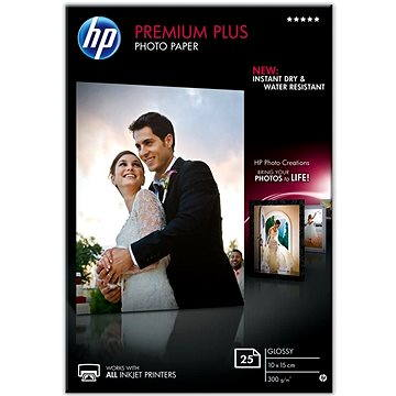 HP Premium Plus Glossy Photo Paper (CR677A)