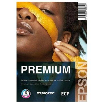 Epson Quality paper, 80g/m2, A+ (500 listů), ColorLok, Triotec (#VNR 30944/W)