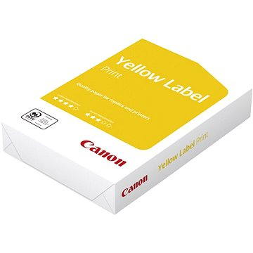 Canon Yellow Label A4 80g (5897A022A)