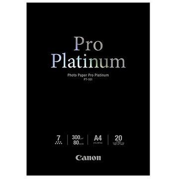 Canon PT-101 A4 Pro Platinum lesklé (2768B016)