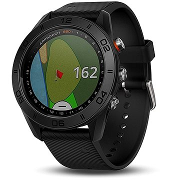 Sporttester Garmin Approach S60 Black lifetime (010-01702-00)