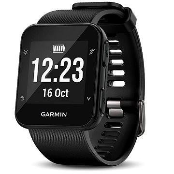 Chytré hodinky Garmin Forerunner 35 Black (010-01689-10)