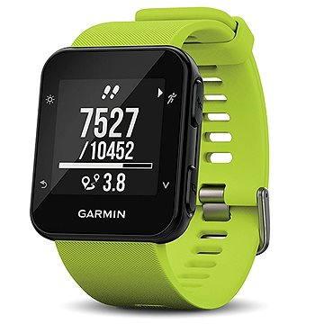 Chytré hodinky Garmin Forerunner 35 Limelight (010-01689-11)