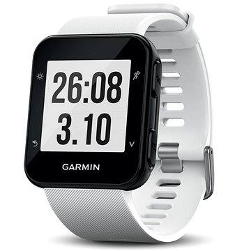 Chytré hodinky Garmin Forerunner 35 White (010-01689-13)