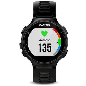 Sporttester Garmin Forerunner 735XT, Black & Gray (010-01614-06)