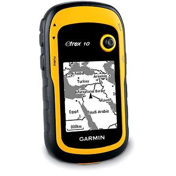 Ruční GPS navigace Garmin eTrex 10 (010-00970-00) + ZDARMA Digitální předplatné Exkluziv - SK - PROMO roční předplatné