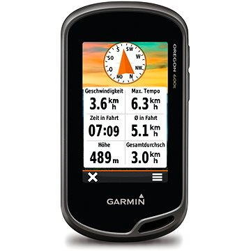 Ruční GPS navigace Garmin Oregon 600T + SK TOPO (010-01066-11)