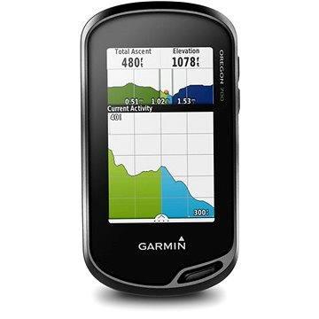 Ruční GPS navigace Garmin Oregon 700 + SK TOPO (010-01672-02)