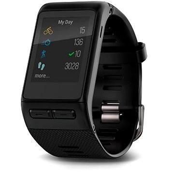 Smart hodinky Garmin vivoactive HR Black velký (010-01605-07) + ZDARMA Digitální předplatné Exkluziv - SK - Roční předplatné
