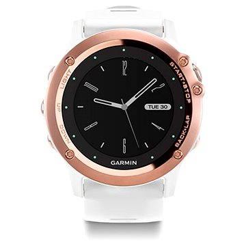 Chytré hodinky Garmin Fenix 3 Sapphire Rose Gold (010-01338-51) + ZDARMA Digitální předplatné Exkluziv - SK - Roční od ALZY