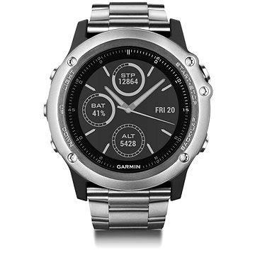 Chytré hodinky Garmin Fenix 3 Sapphire Titanium (010-01338-41) + ZDARMA Digitální předplatné Exkluziv - SK - Roční předplatné