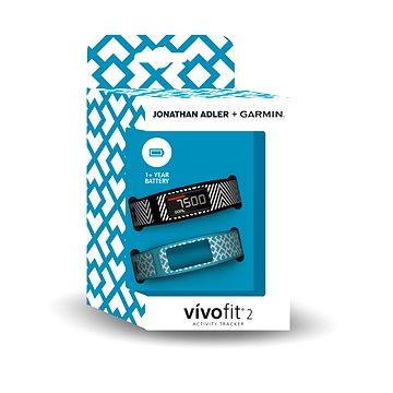 Fitness náramek Garmin vívofit 2 Manhattan (010-01407-40) + ZDARMA Digitální předplatné Exkluziv - SK - Roční předplatné