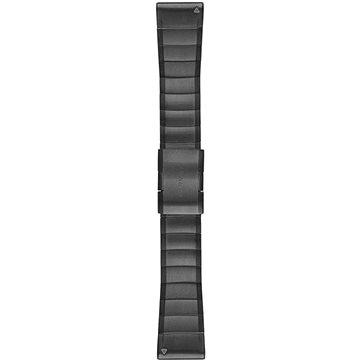 Řemínek Garmin QuickFit 26 kovový (010-12517-05)