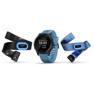 Garmin Forerunner 945 Optic TRI Bundle (010-02063-11)