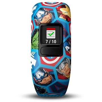 Garmin vívofit junior2 Avengers (Stretch) (010-01909-02)