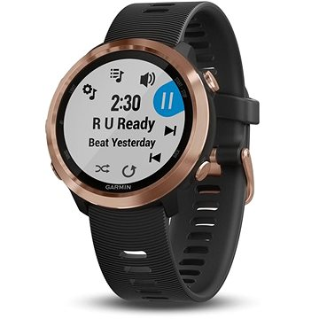 Garmin Forerunner 645 Music Rose Gold (010-01863-33)