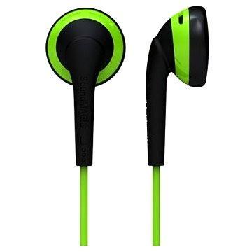 SoundMAGIC EP10 černo-zelená (6949379000706)