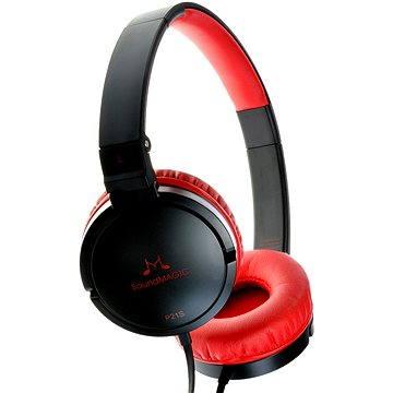 SoundMAGIC P21S černo-červená (6949379000898)