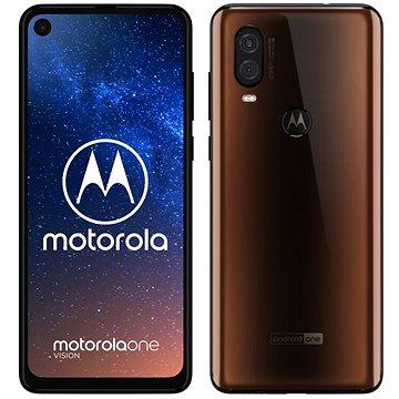 Motorola One Vision bronzová (PAFB0007RO)