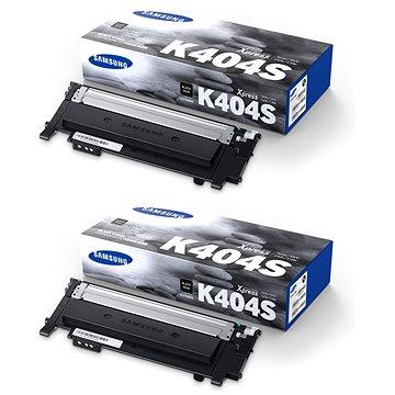 Samsung CLT-K404S černý 2ks (2xSU100A)